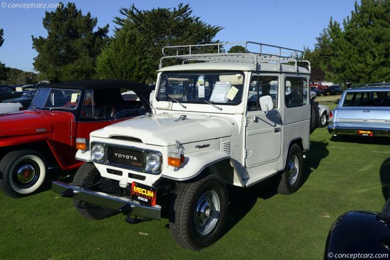 1981 Toyota Land Cruiser BJ-40