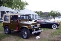 Toyota Land Cruiser BJ-40