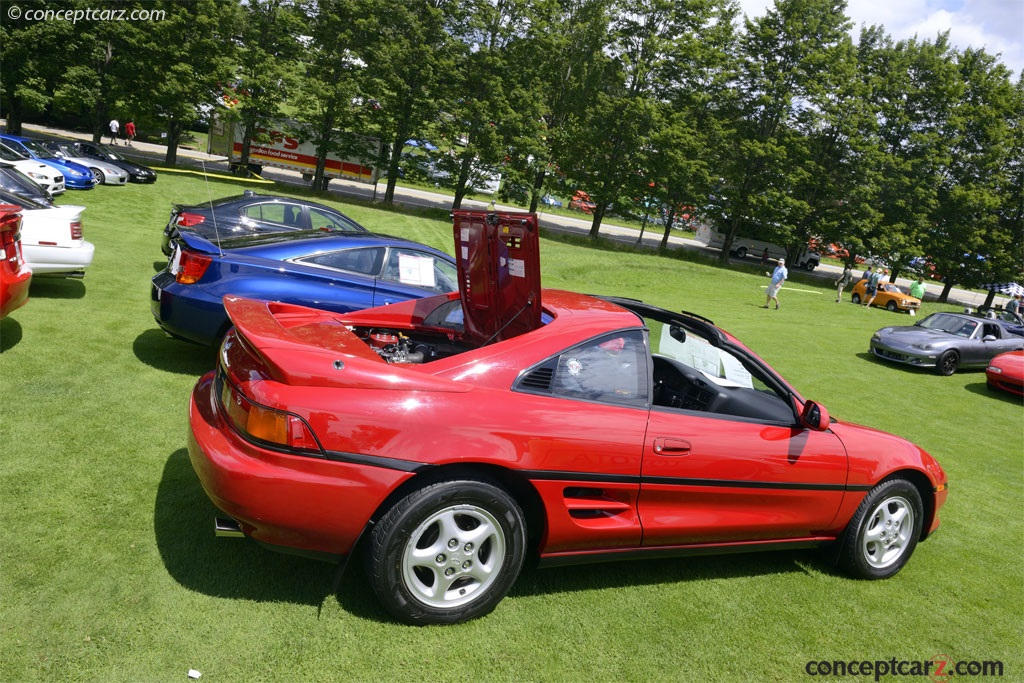 Auction Results and Sales Data for 1991 Toyota MR2