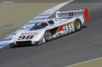 1992 Toyota IMSA GTP Eagle MKIII image.