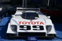 1992 Toyota IMSA GTP Eagle MKIII.  Chassis number 89T004