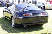 1993 Toyota Supra.  Chassis number JT2JA82J7P0003874