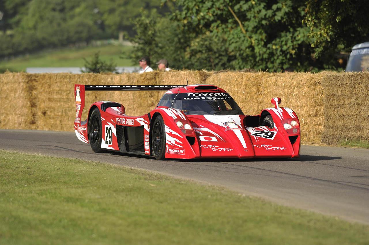 1999 Toyota Gt One Image Https Www Conceptcarz Com