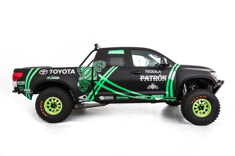 2012 Toyota Alexis DeJoria Tundra