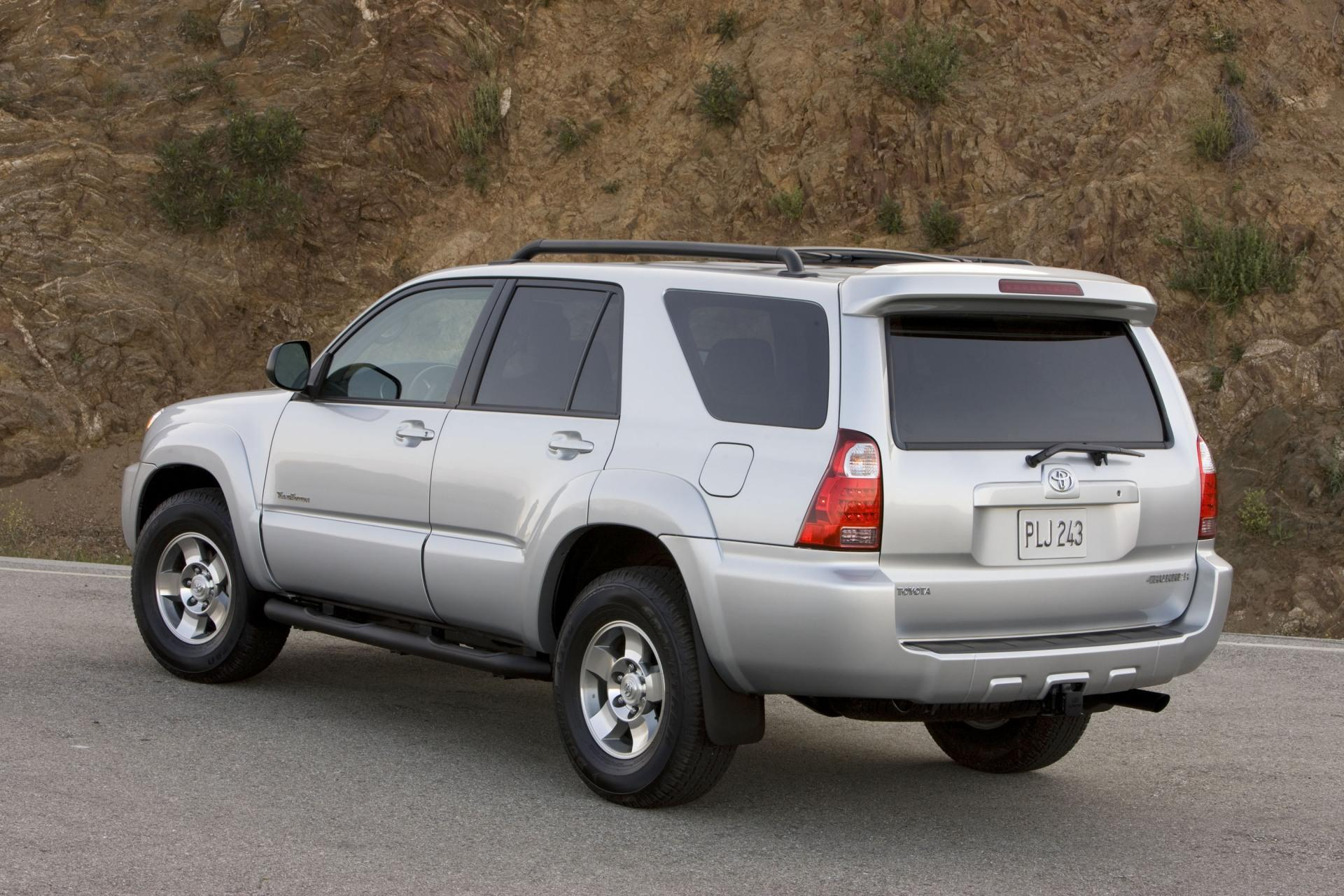 2006 Toyota 4Runner Image. Photo 48 of 87