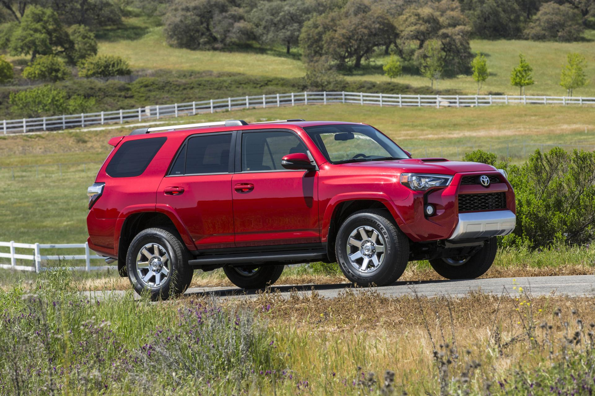 2014 Toyota 4Runner News and Information