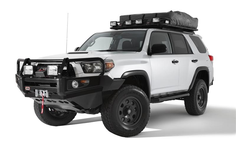Attractive 2011 Toyota 4Runner Backcountry