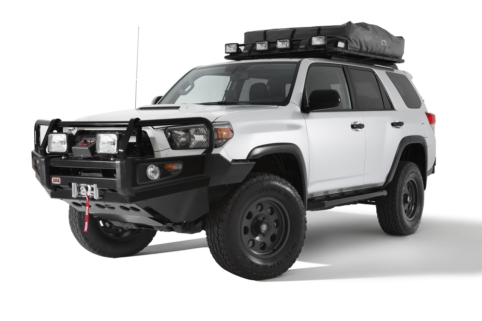 2011 toyota 4runner backcountry conceptcarz sciox Images