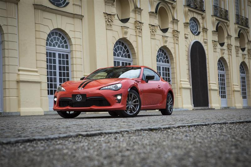 2017 Toyota Gt86 860 Special Edition News And Information