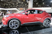 Image of the C-HR Concept