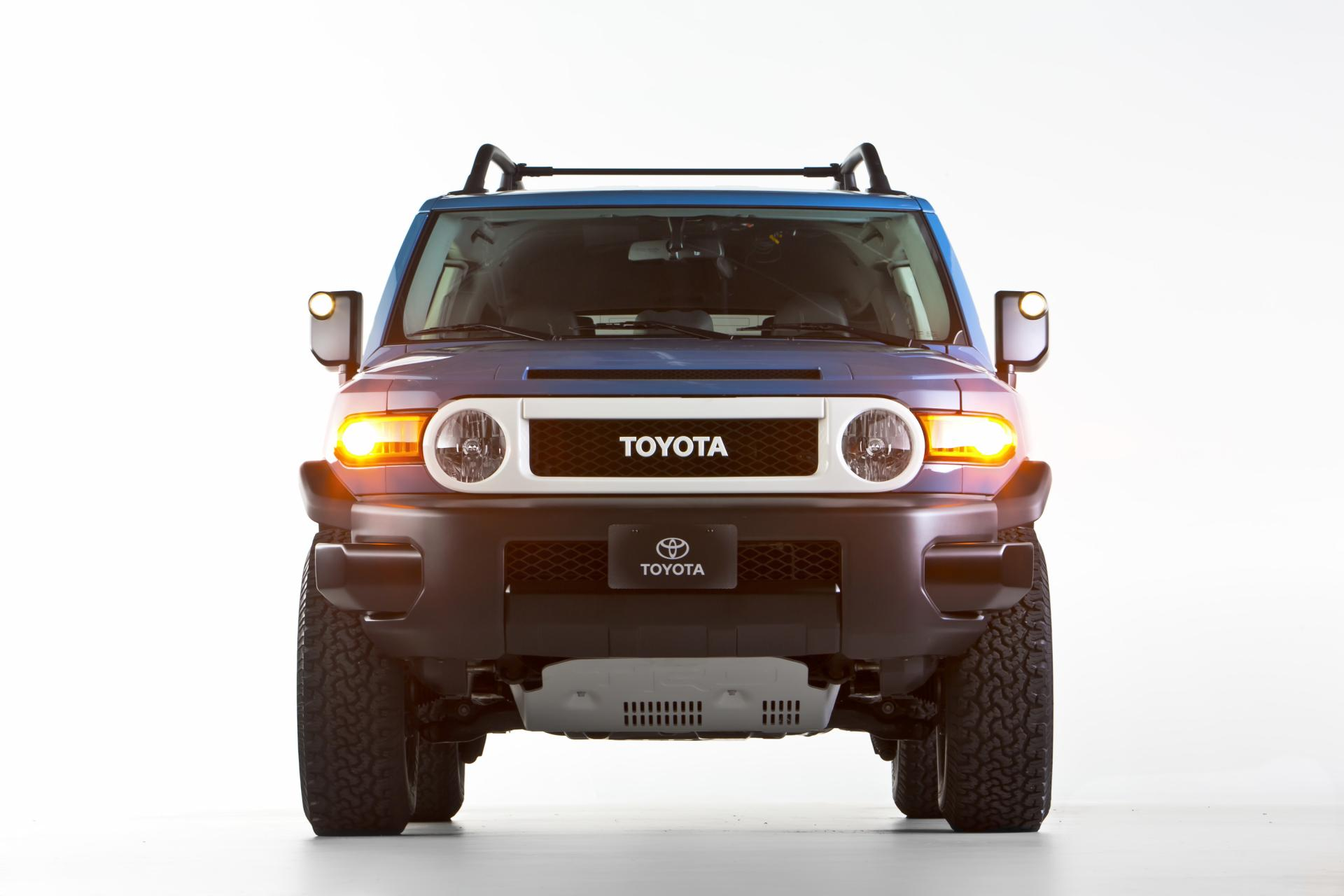 2014 Toyota Fj Cruiser Ultimate Edition News And