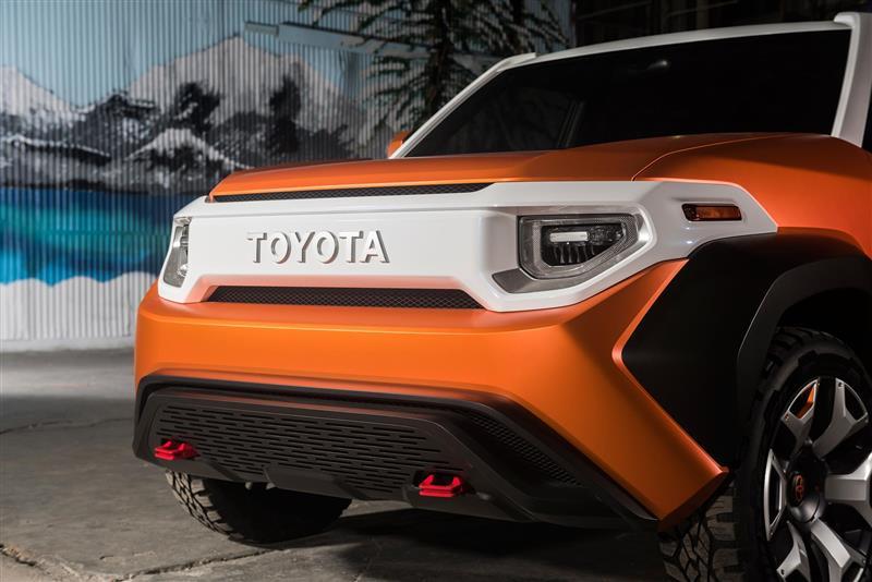 2017 Toyota FT-4X Concept