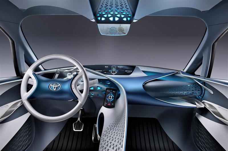 2012 Toyota FT-Bh Concept