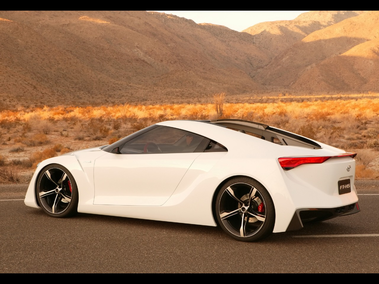 2007 Toyota Ft Hs Concept History Pictures Value Auction S Research And News