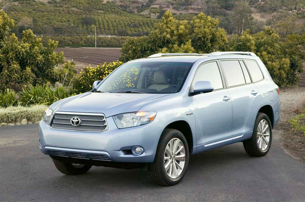 2009 toyota highlander hybrid news and information. Black Bedroom Furniture Sets. Home Design Ideas