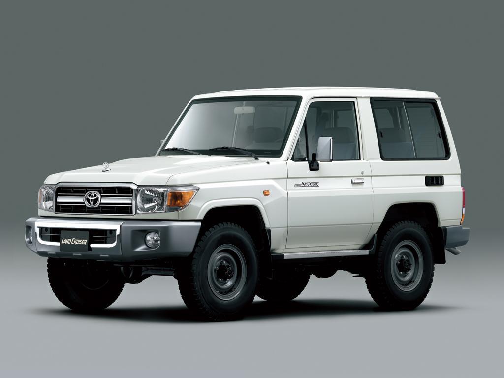 2011 Toyota Land Cruiser 70 - conceptcarz.com