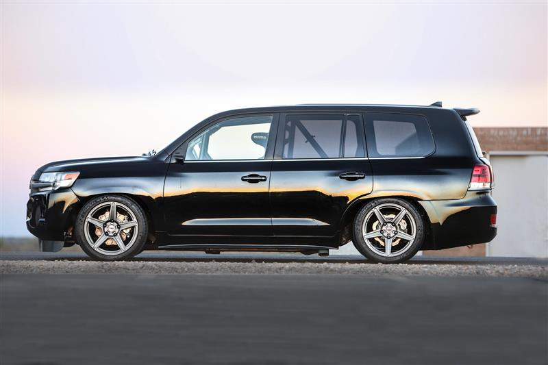 2016 Toyota Land Speed Cruiser