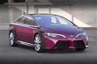 Popular 2012 NS4 Plug-in Hybrid Concept Wallpaper