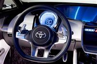 2012 Toyota NS4 Plug-in Hybrid Concept