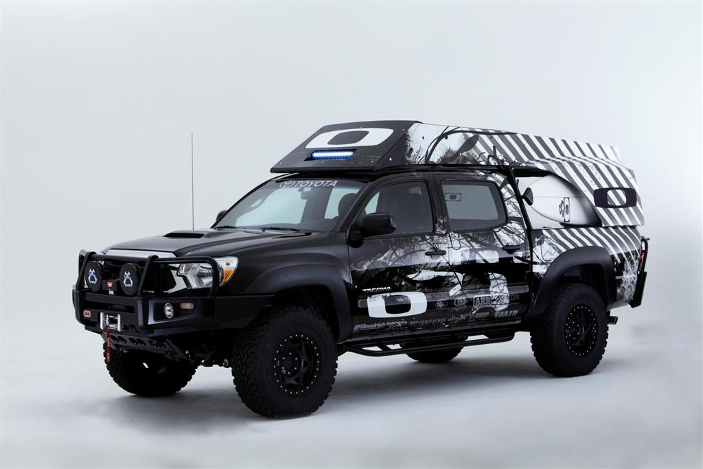 2011 Toyota Oakley Surf Tacoma News And Information
