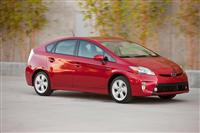Toyota Prius Monthly Vehicle Sales