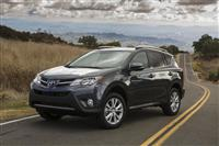 Toyota RAV4 Monthly Vehicle Sales