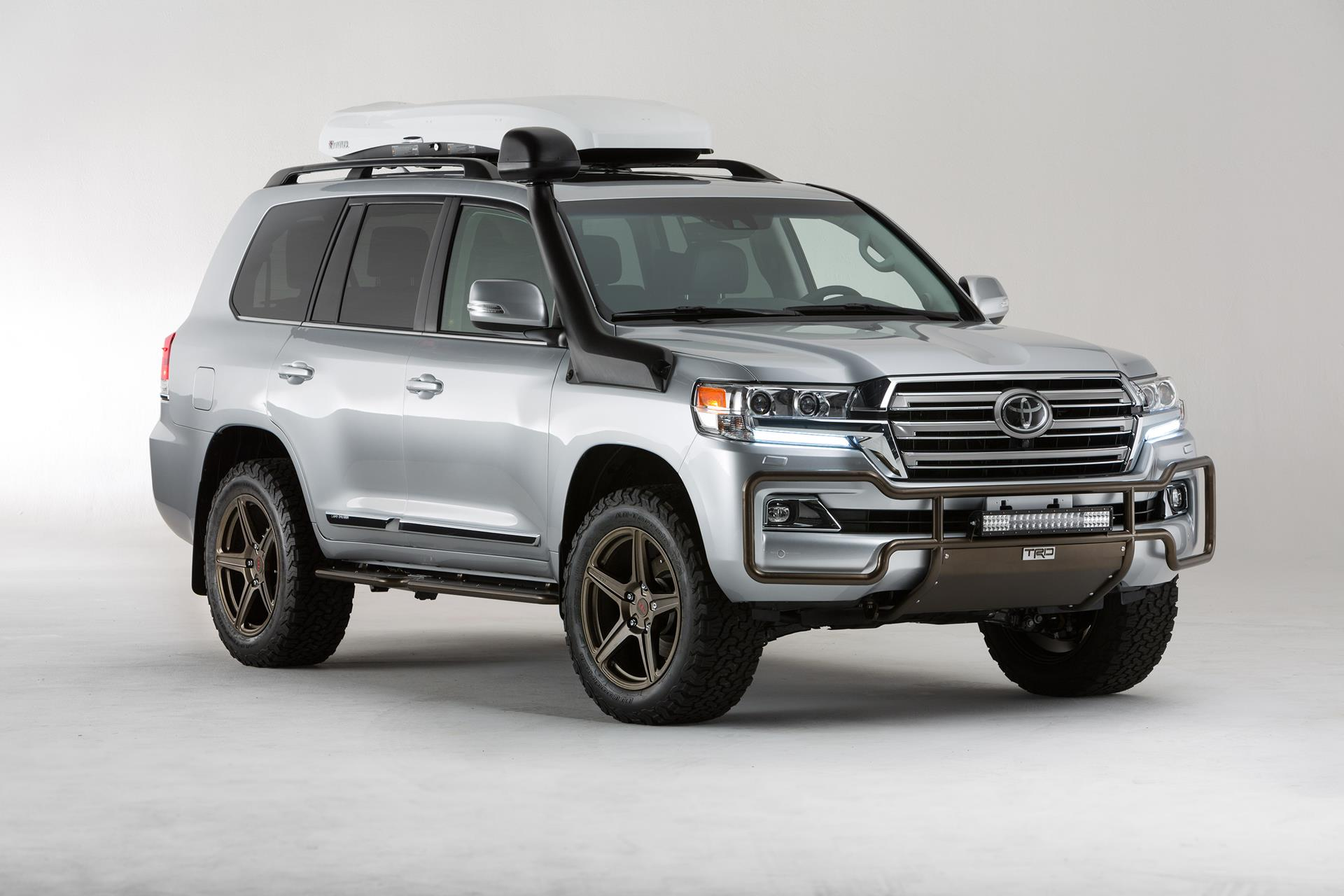 2015 toyota sema edition trd land cruiser news and information. Black Bedroom Furniture Sets. Home Design Ideas