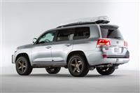 Toyota SEMA Edition TRD Land Cruiser
