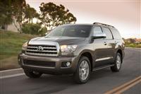 Toyota Sequoia Monthly Vehicle Sales