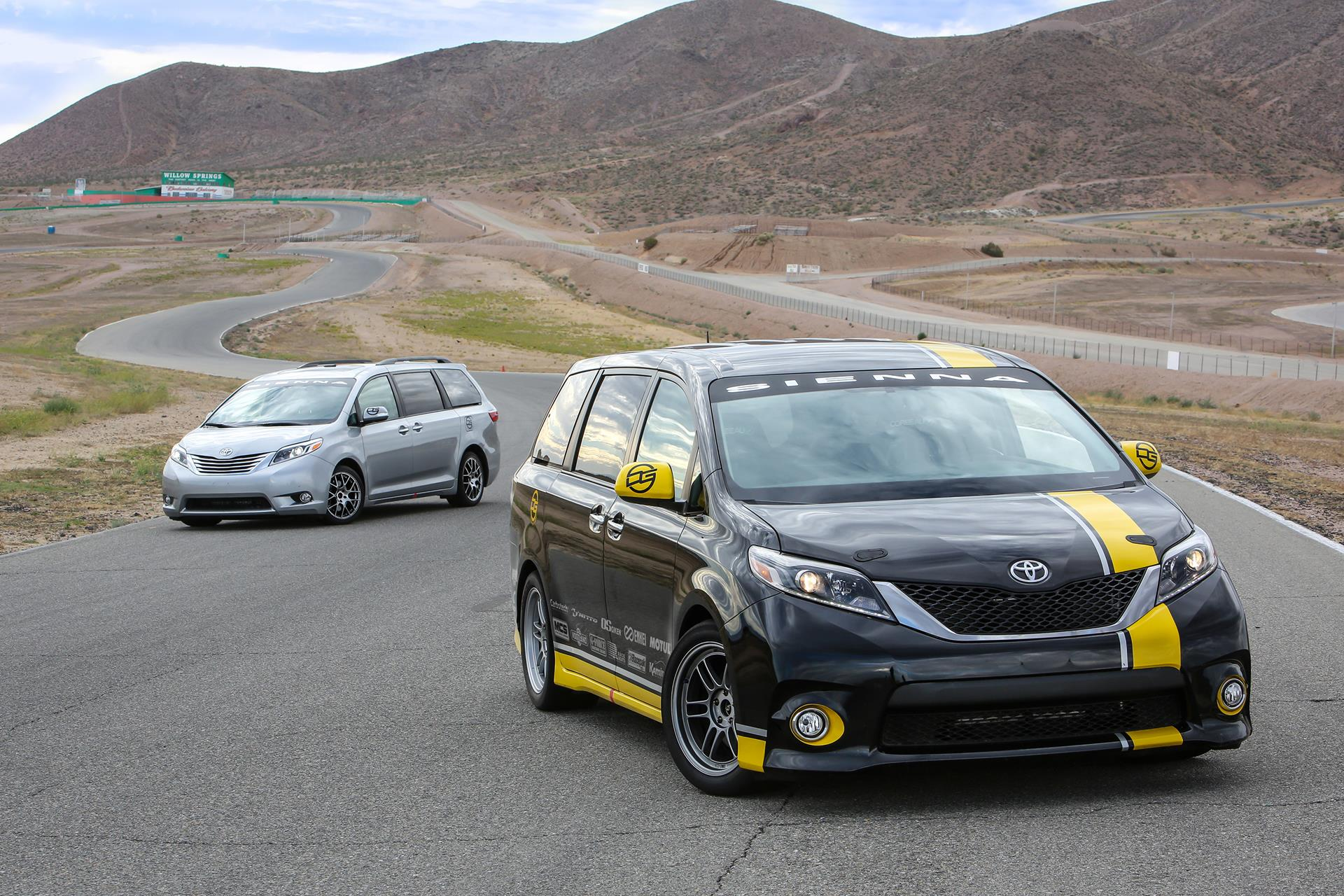 2015 Toyota Sienna R Tuned Concept News And Information