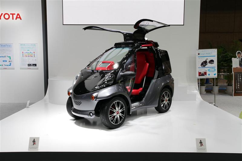 2012 Toyota Smart INSECT Concept