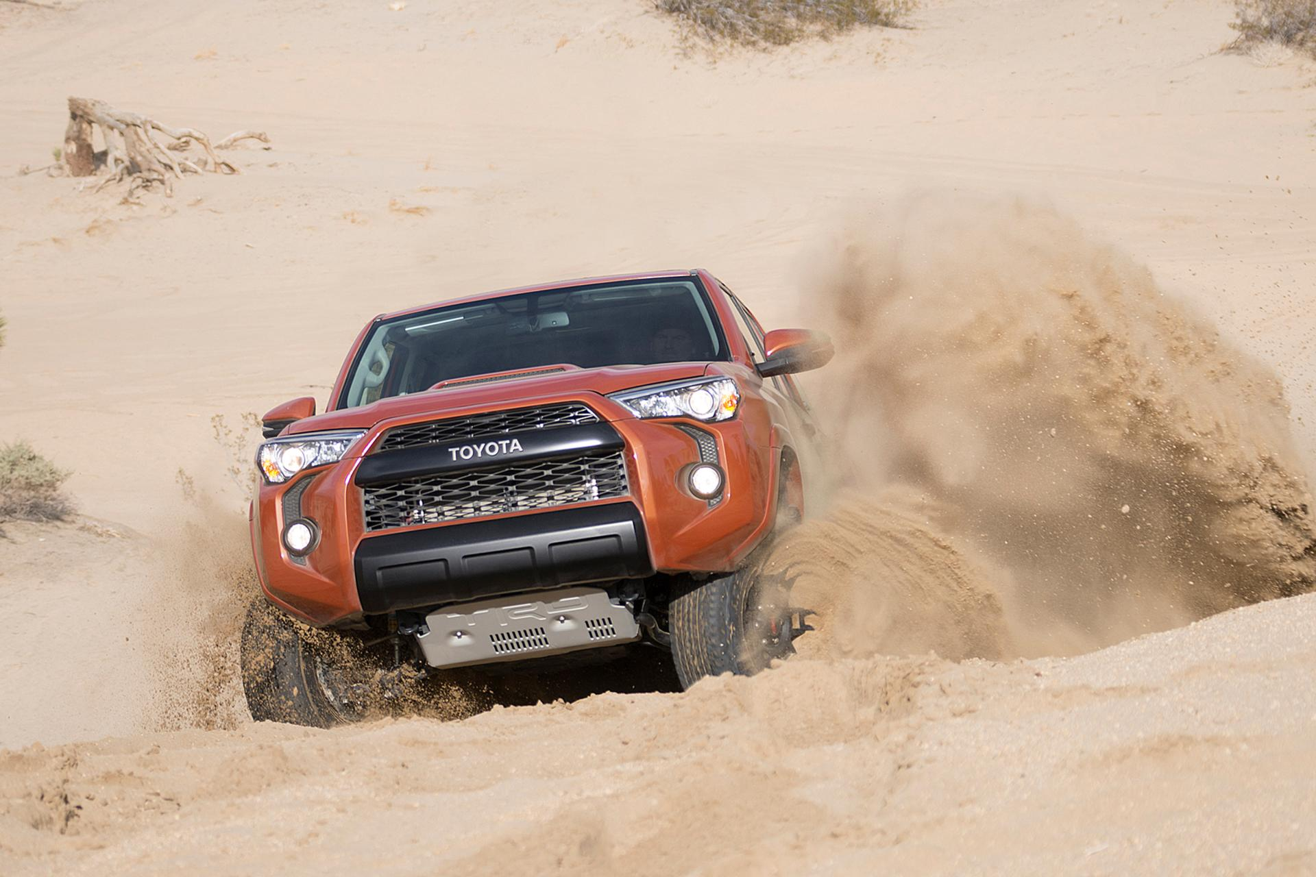 2014 Toyota 4Runner TRD Pro News and Information