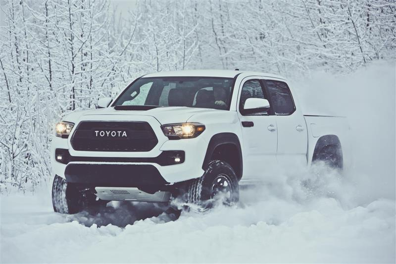 2016 Toyota Tacoma TRD Pro