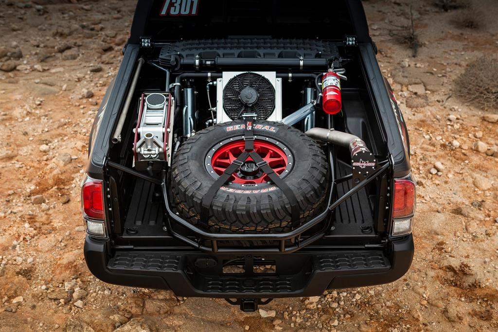 Auction Results And Sales Data For 2017 Toyota Tacoma Trd Pro