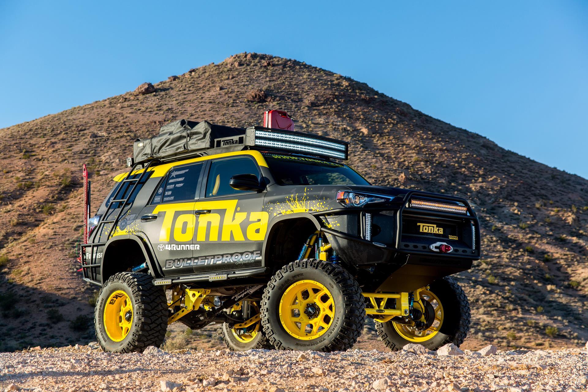 4runner Trd Pro Grill >> 2015 Toyota Tonka 4Runner News and Information