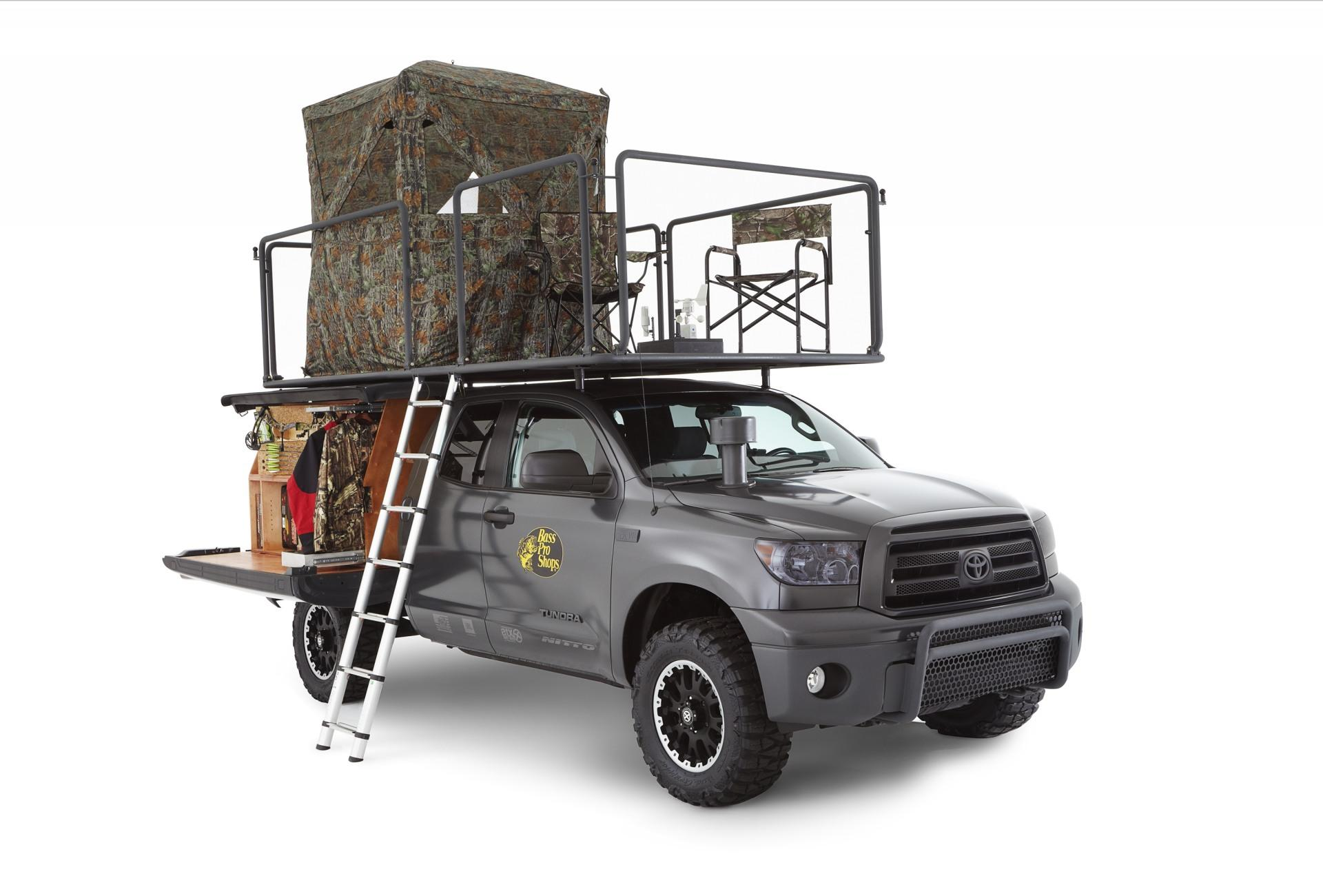 2011 Toyota Tundra Sportsman News And Information