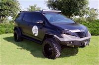 2015 Toyota Ultimate Utility Vehicle image.
