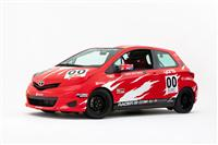2011 Toyota Yaris B-Spec Club Racer image.