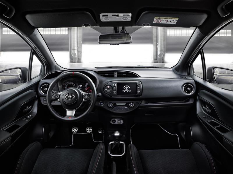 2017 Toyota Yaris GRMN