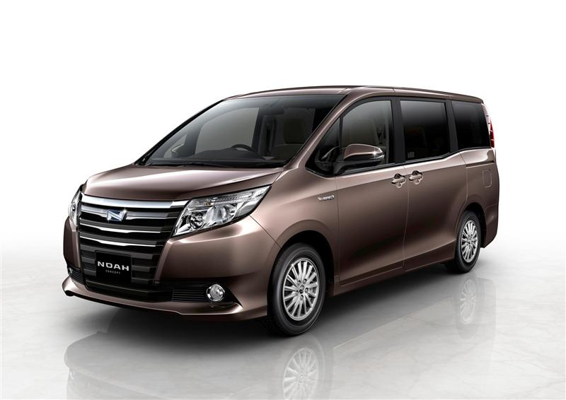 2013 Toyota Noah Concept pictures and wallpaper