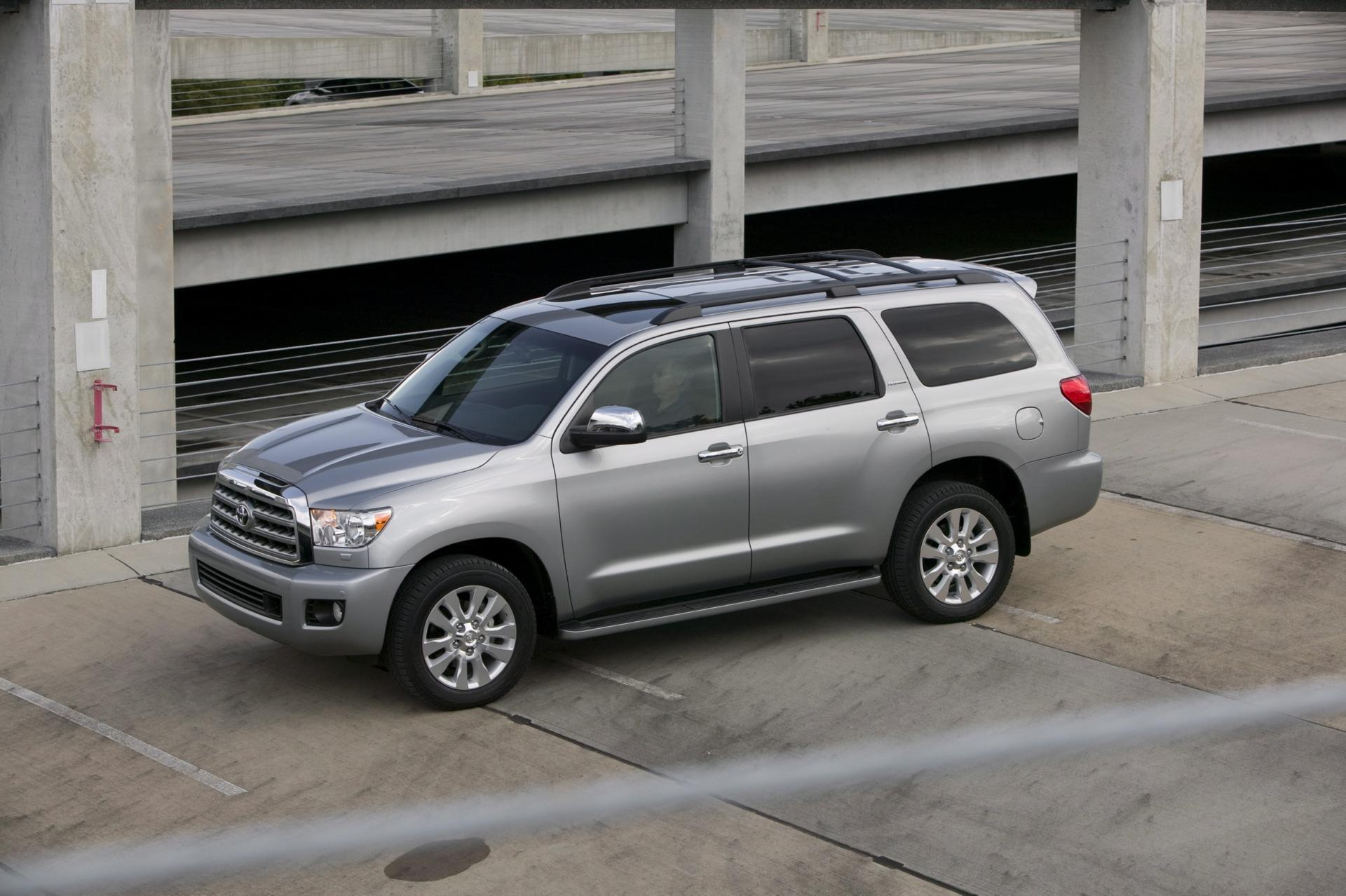 2009 Toyota Sequoia News and Information | conceptcarz.com