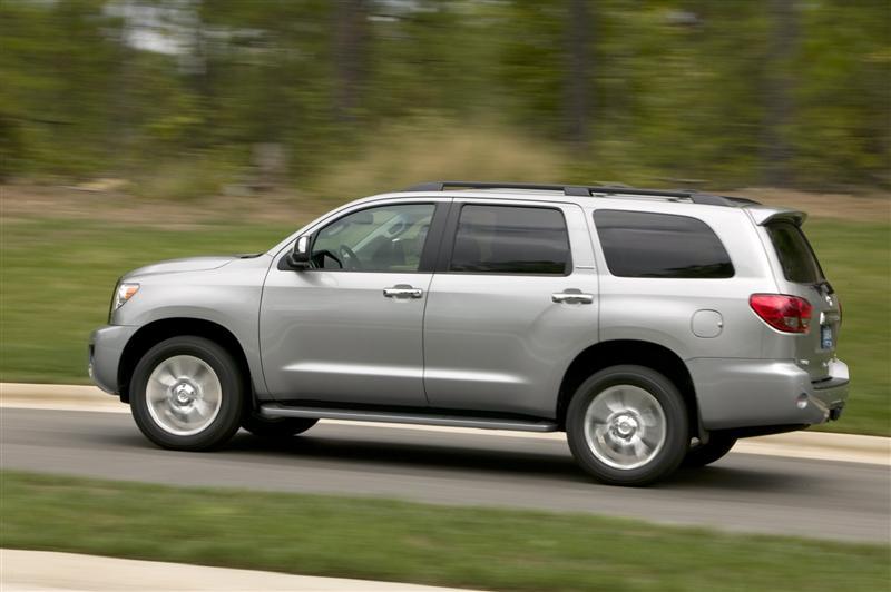 2009 Toyota Sequoia