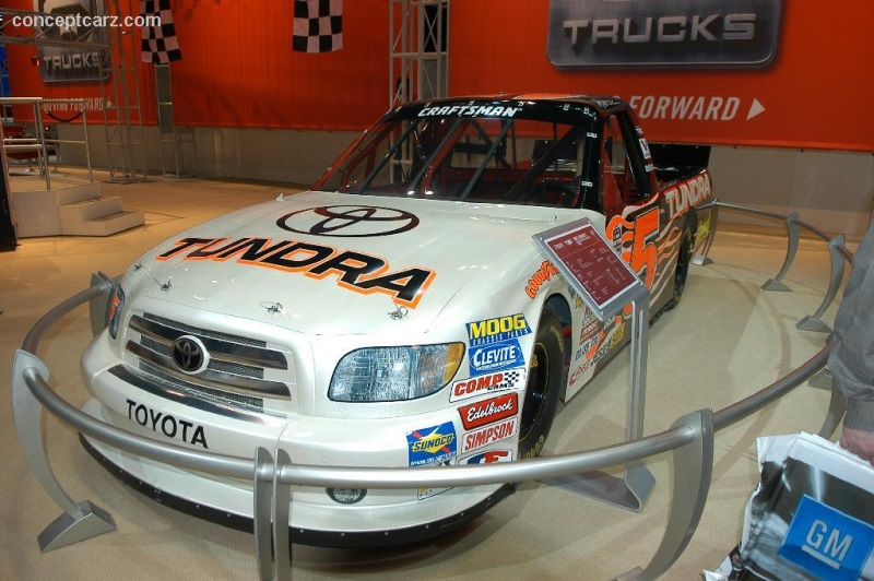 2006 Toyota Tundra Nascar Craftsman Truck Series History Pictures