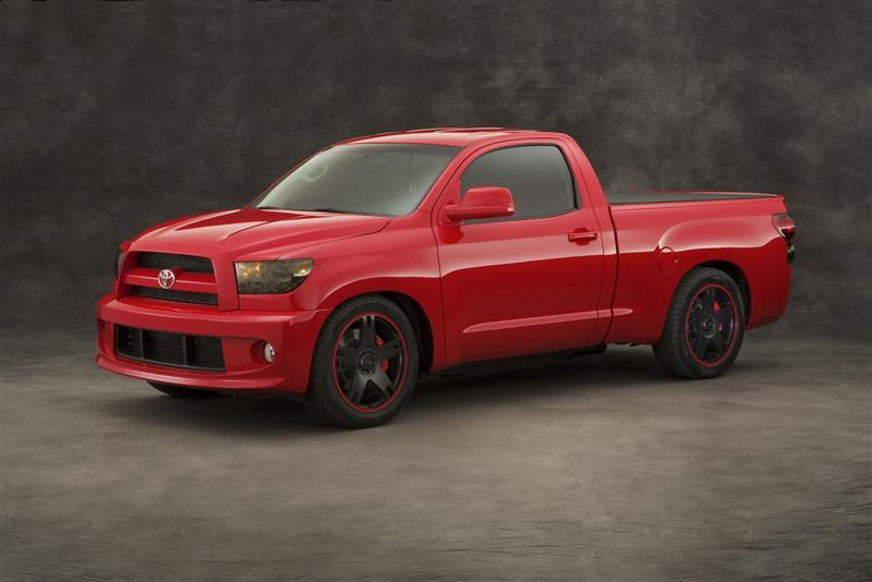 2008 Toyota Tundra TRD Street Concept pictures and wallpaper
