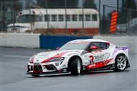 Popular 2020 GReddy Racing Formula D GR Supra Wallpaper