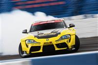 Popular 2020 Toyota Papadakis Formula D GR Supra Wallpaper