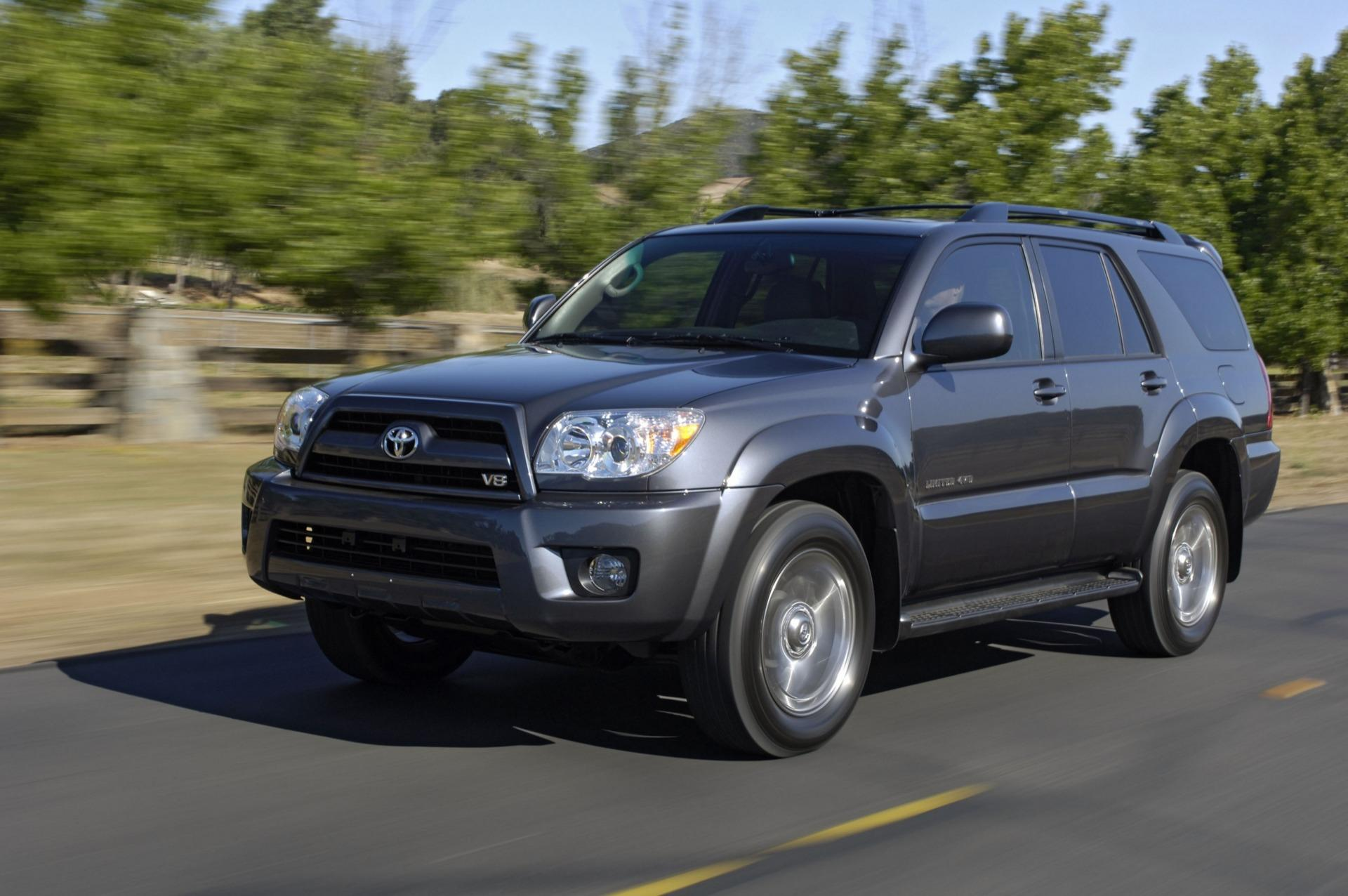 2009 Toyota 4runner News And Information