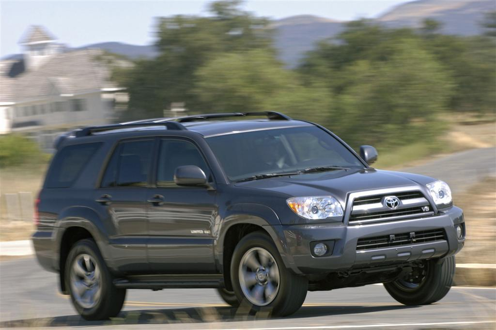 2009 toyota 4runner news and information. Black Bedroom Furniture Sets. Home Design Ideas