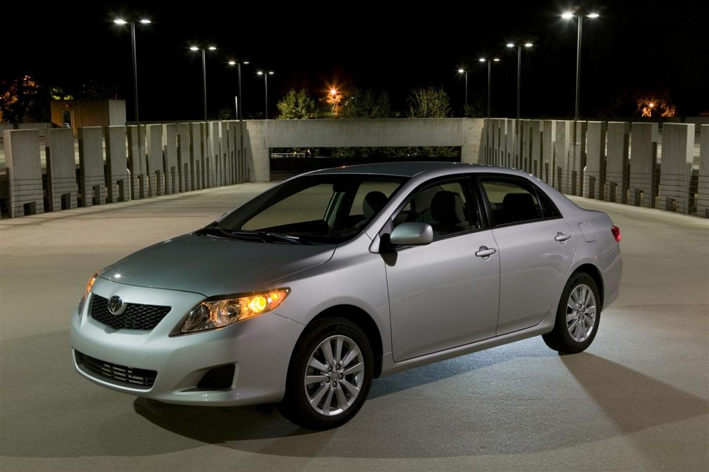 Toyota Cars 2018 >> 2009 Toyota Corolla Image. Photo 63 of 67