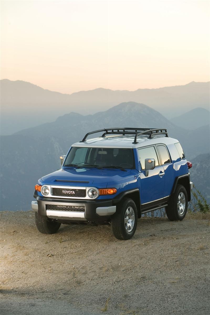2009 Toyota Fj Cruiser News And Information